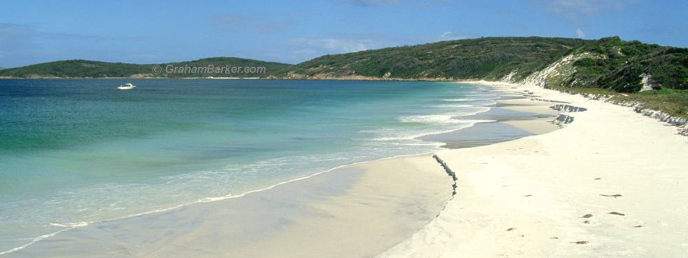 Beach at Barker's Bay, near Albany, Western Australia