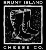 Bruny Island Cheese Company logo, from Bruny Island Cheese Company website