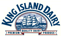 King Island Dairy logo, from King Island Dairy company website