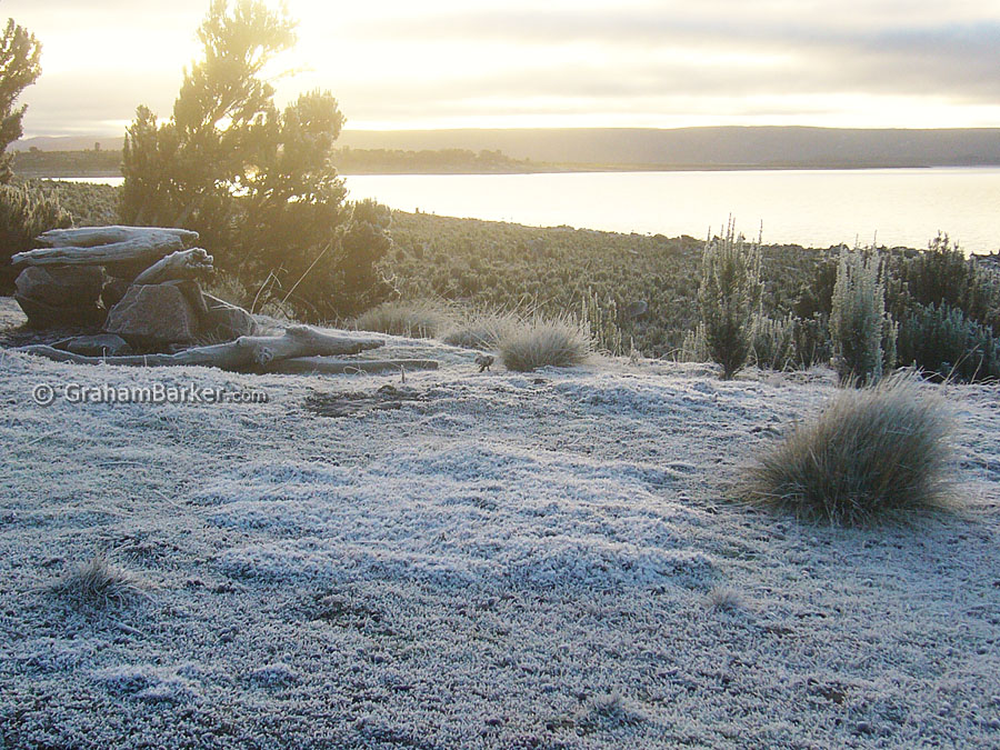Frosty Mornings At Great Lake